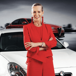 Leanne St George - Inspiring women Speak
