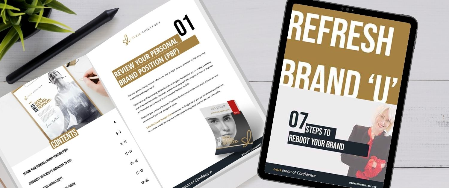 Reboot Your Brand And Image Workbook