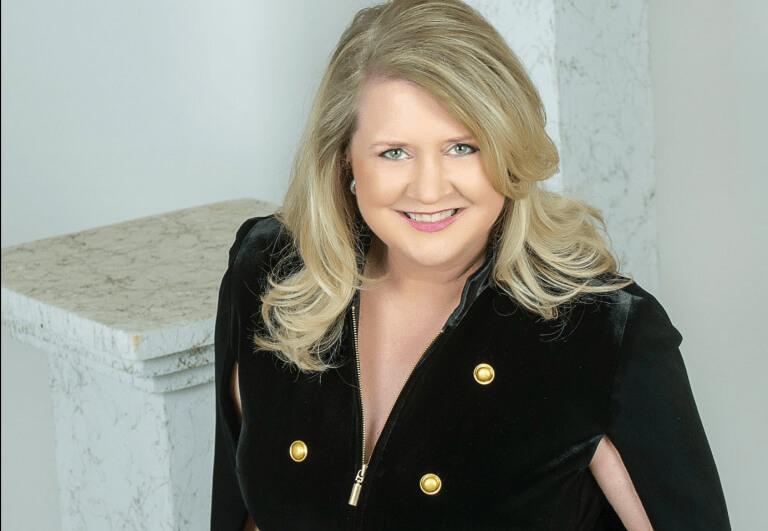 Top Female Executive Karen Phillips