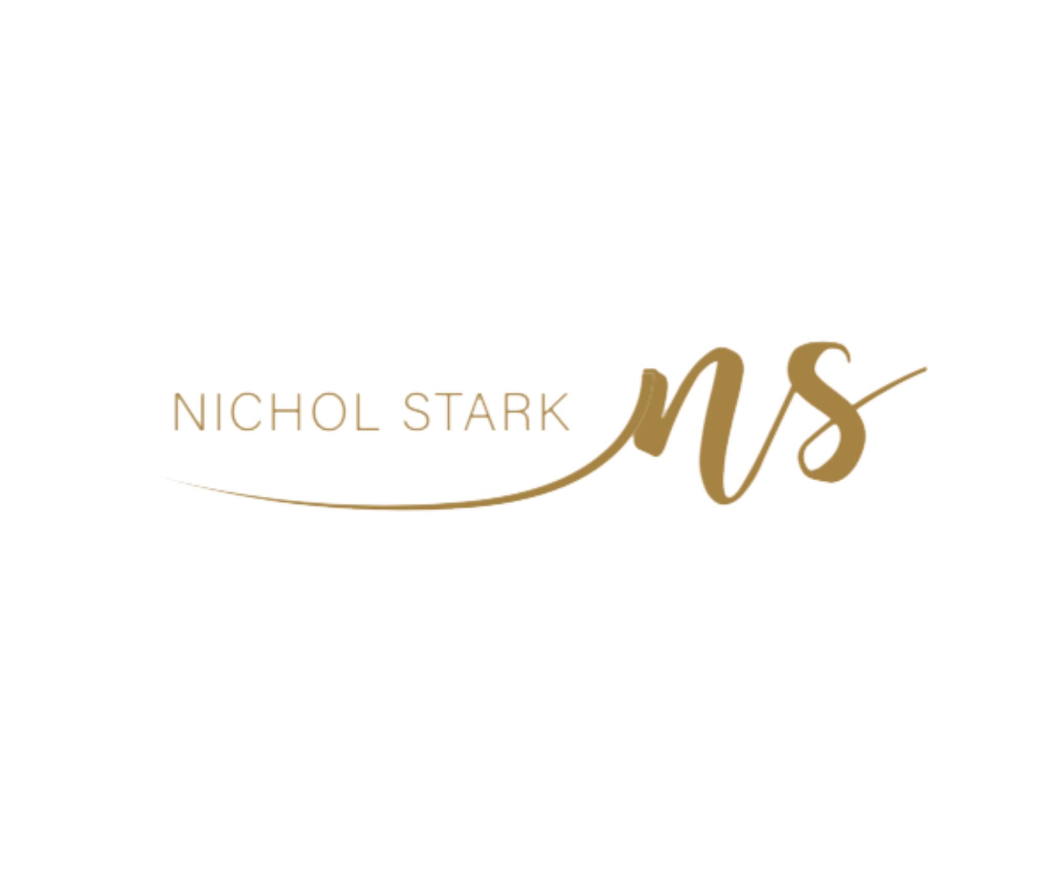 personal brand logo Nichol Stark