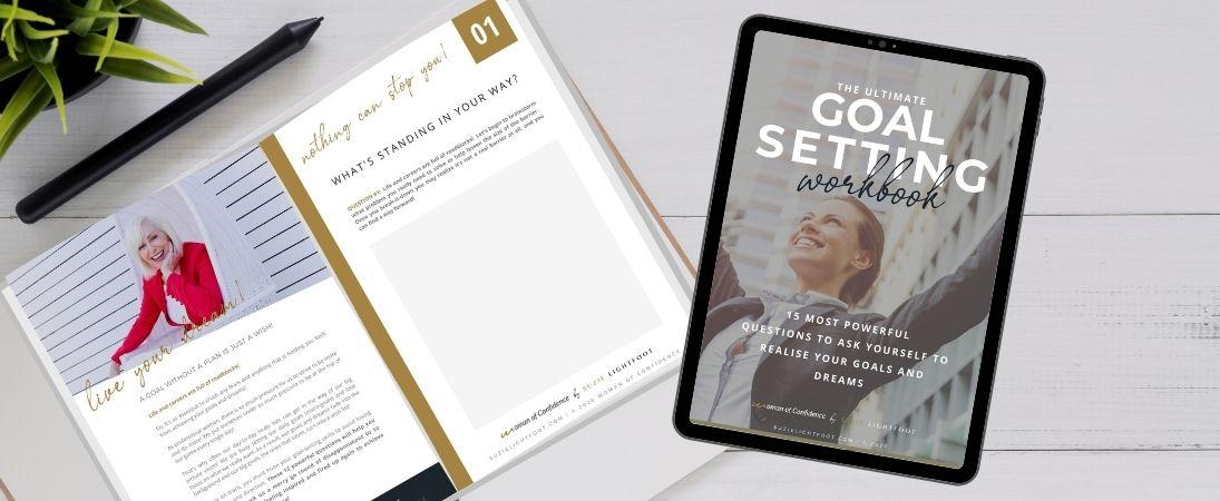 Female Business Coach Goal Setting Guide
