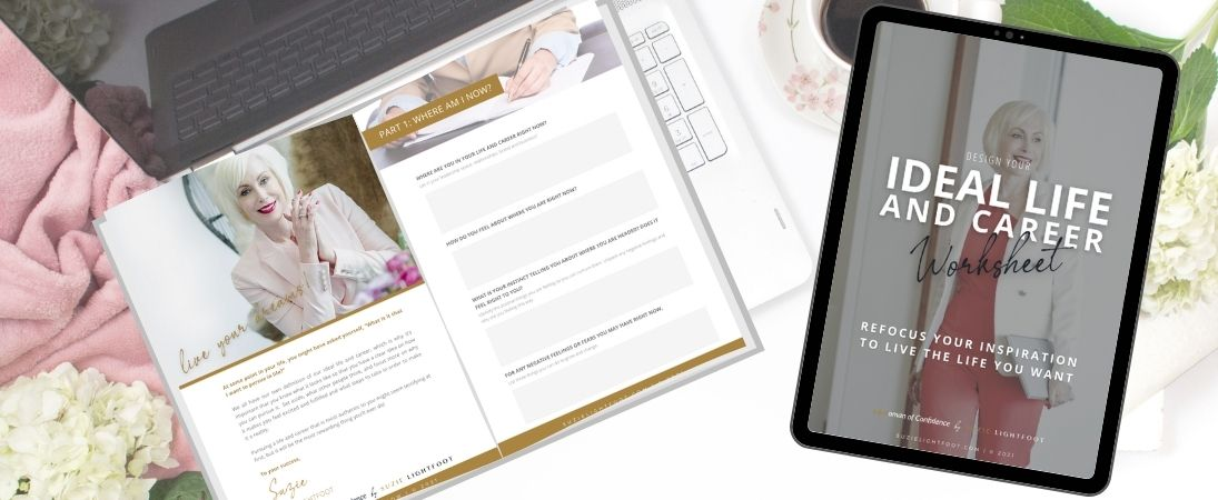 design your life -personal brand success worksheet