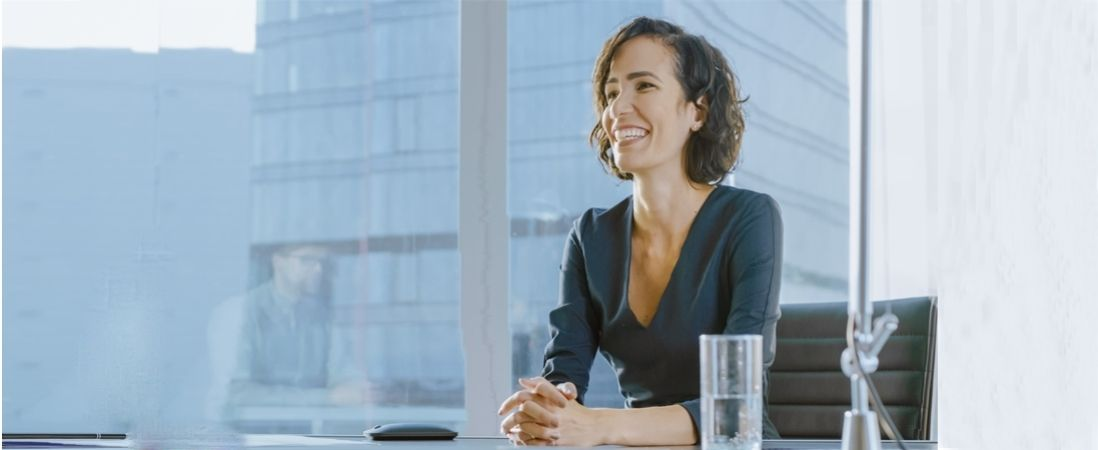 Woman Thinking While Building an Authentic Personal Brand