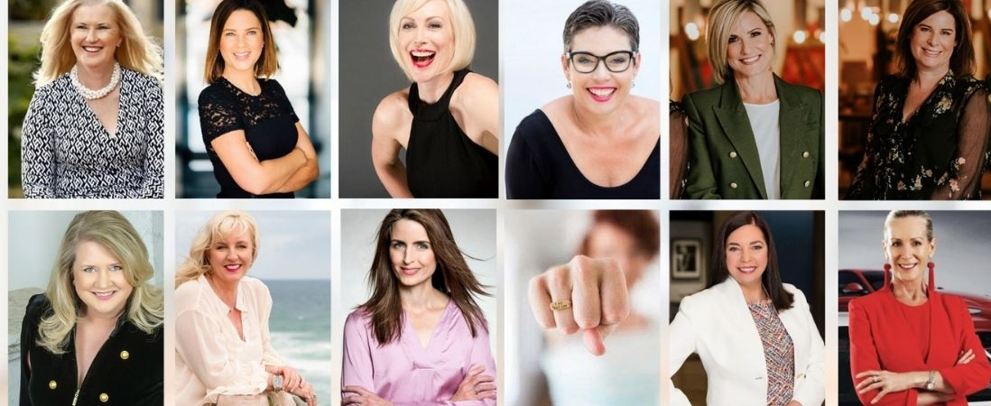 empowered different female leaders